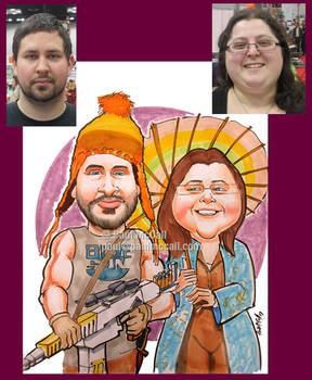 Indiana ComicCon 2017 10