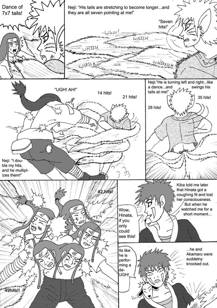 Naruto Kitsune ch 7 page 8 by Princessvegata