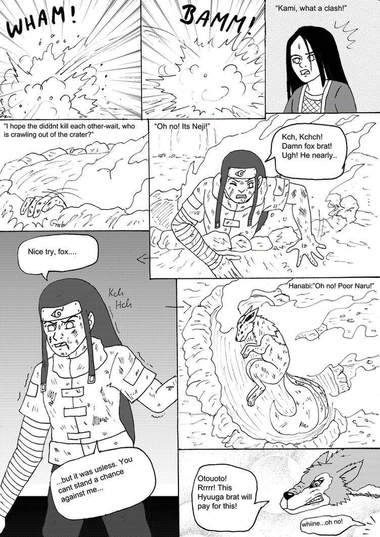 Naruto Kitsune ch 7 page 10 by Princessvegata