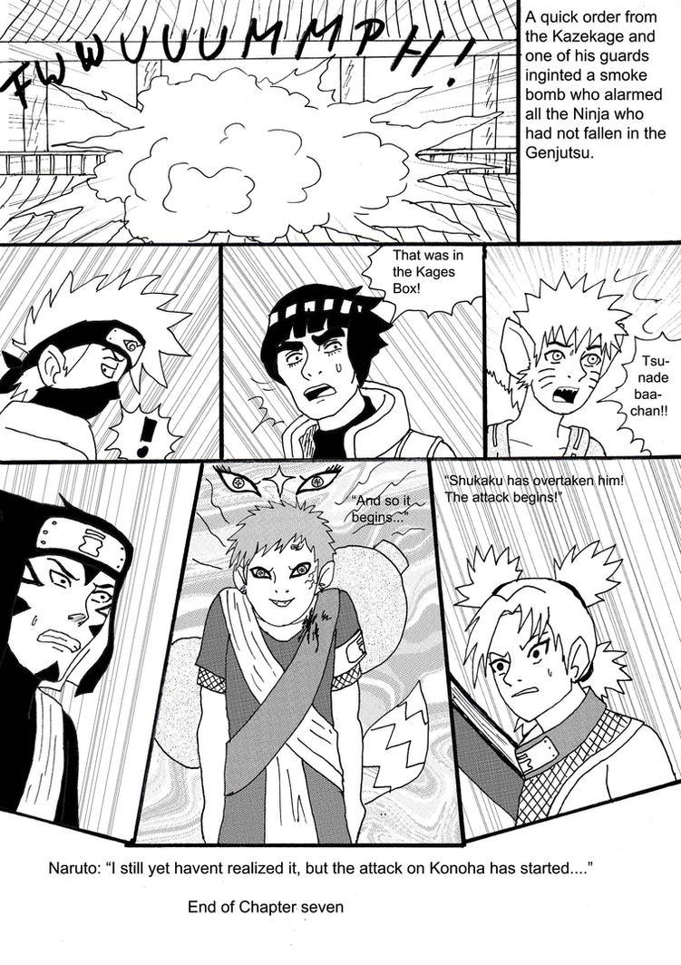 Naruto Kitsune ch 7 page 20 end by Princessvegata