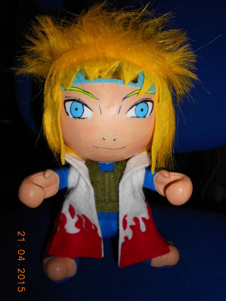 Minato Yondaime Hokage Empy Figure Version 2 by Princessvegata
