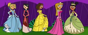 Total Drama Princesses