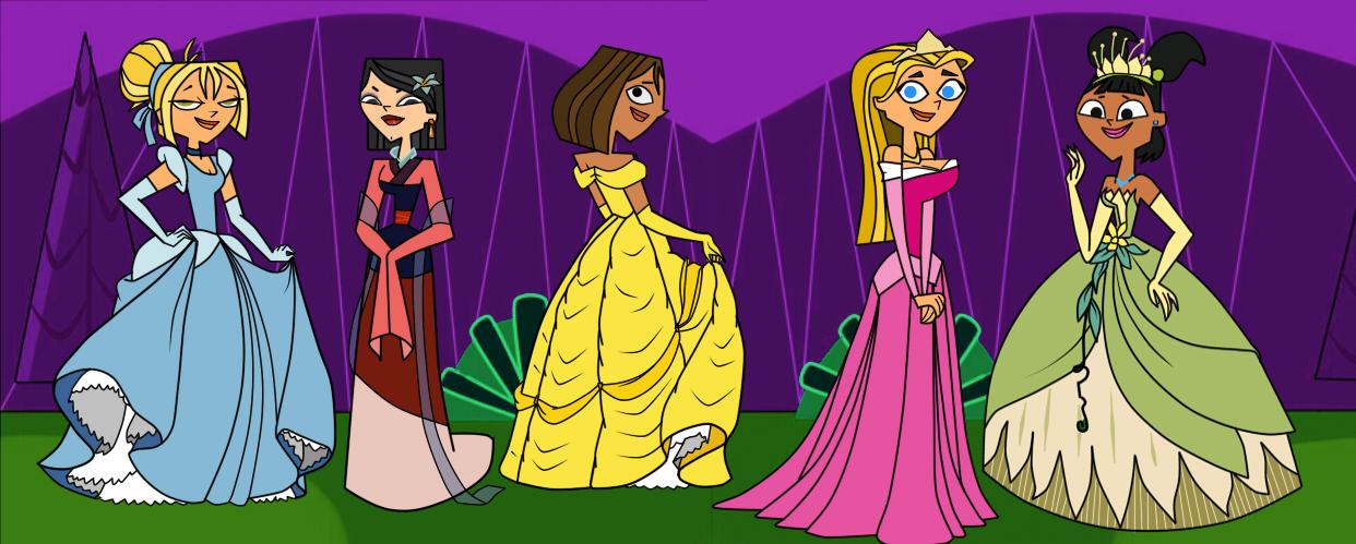 Total Drama Princesses by TotalDramaPrincess