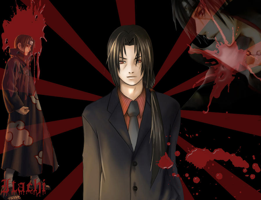 itachi wallpaper. Itachi wallpaper I by