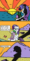 Spike And Rarity's Future