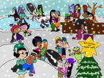 Merry Christmas from bigpurplemupet99