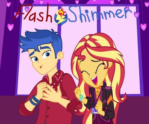 3D4D Art Trade #01-FlashShimmer