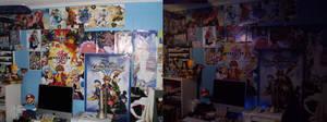 The Room of an Otaku
