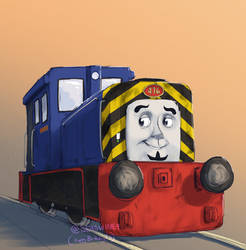 Larry the Lil Diesel