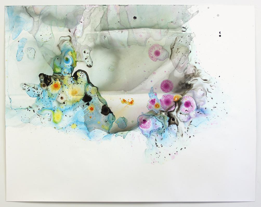 Floor Print XIV by Jessica-Joy