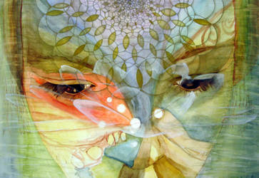 Finding Peace Amongst Chaos by Jessica-Joy