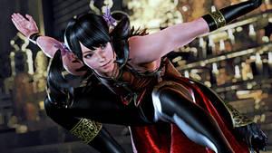 Tekken Photo(Ling Xiaoyu)