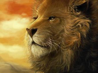 aslan by jovee