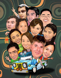 jeepney - corporate gift 1