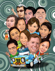 jeepney - corporate gift 2