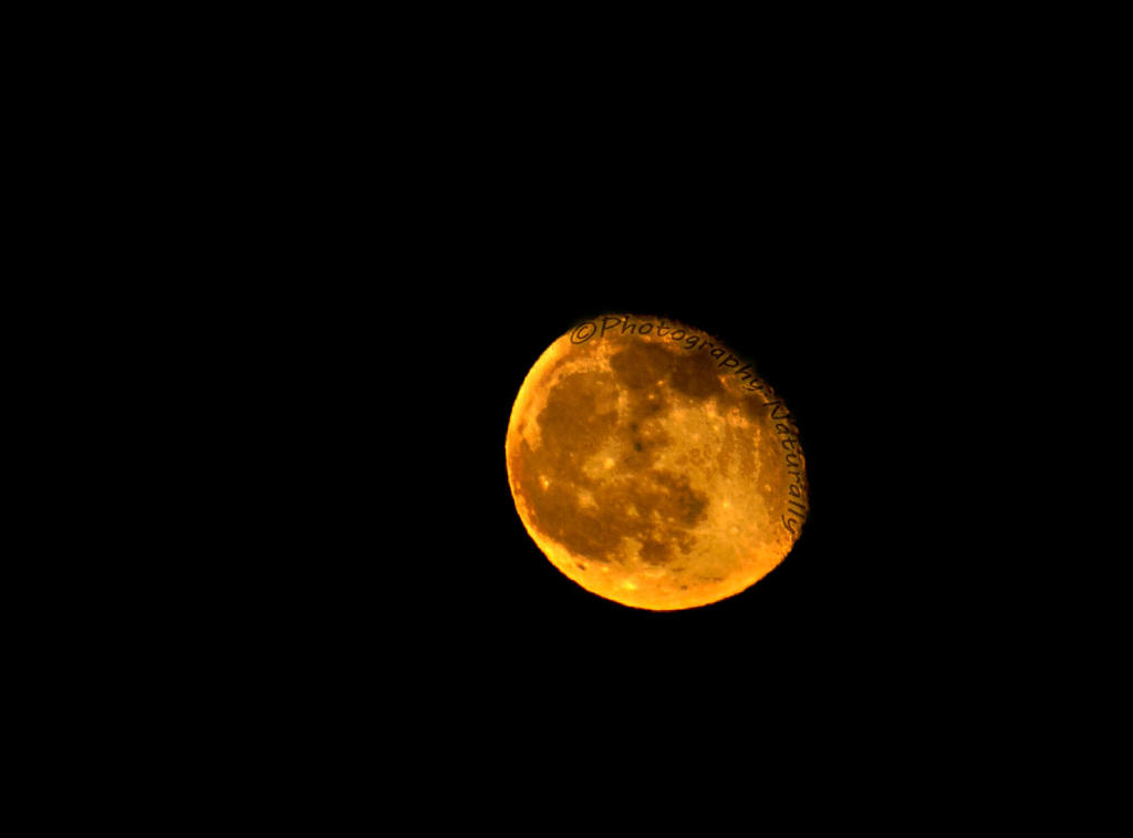 Red Moon by RickoDeCreme