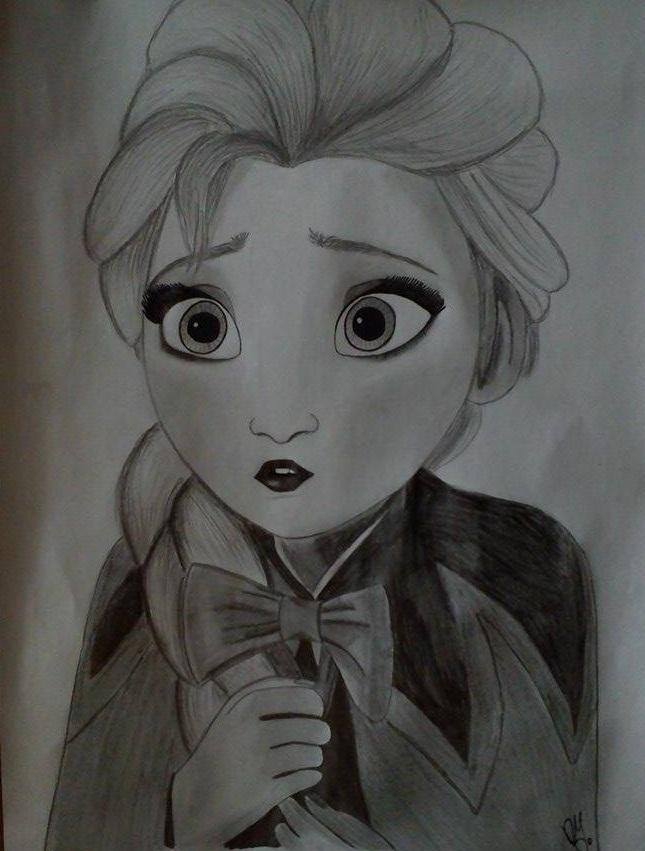 Elsa by Kokieciara