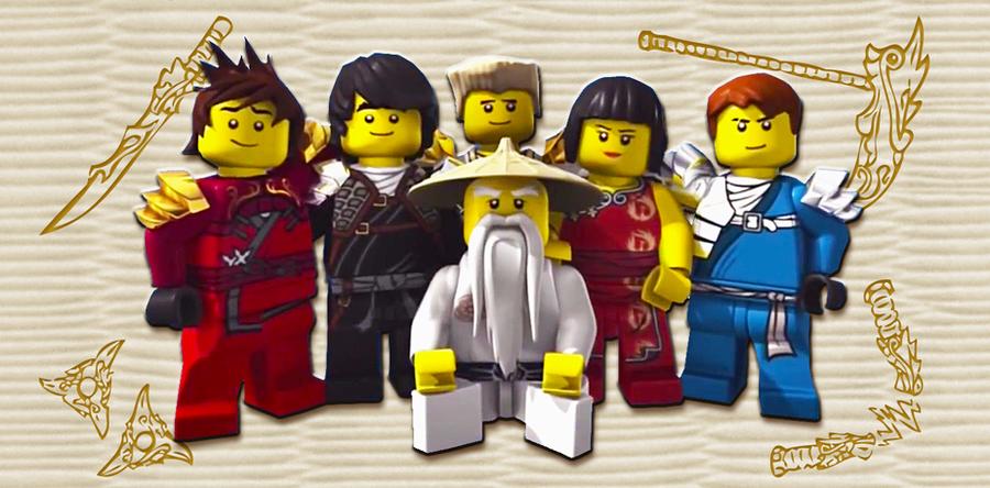 The ninjago team season one by kemurikat on deviantart - Lego ninjago team ...