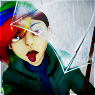 FP: Rainbow Lizard by Bingk