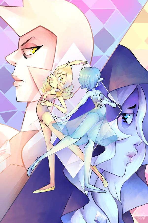 Double Diamond by Bingk