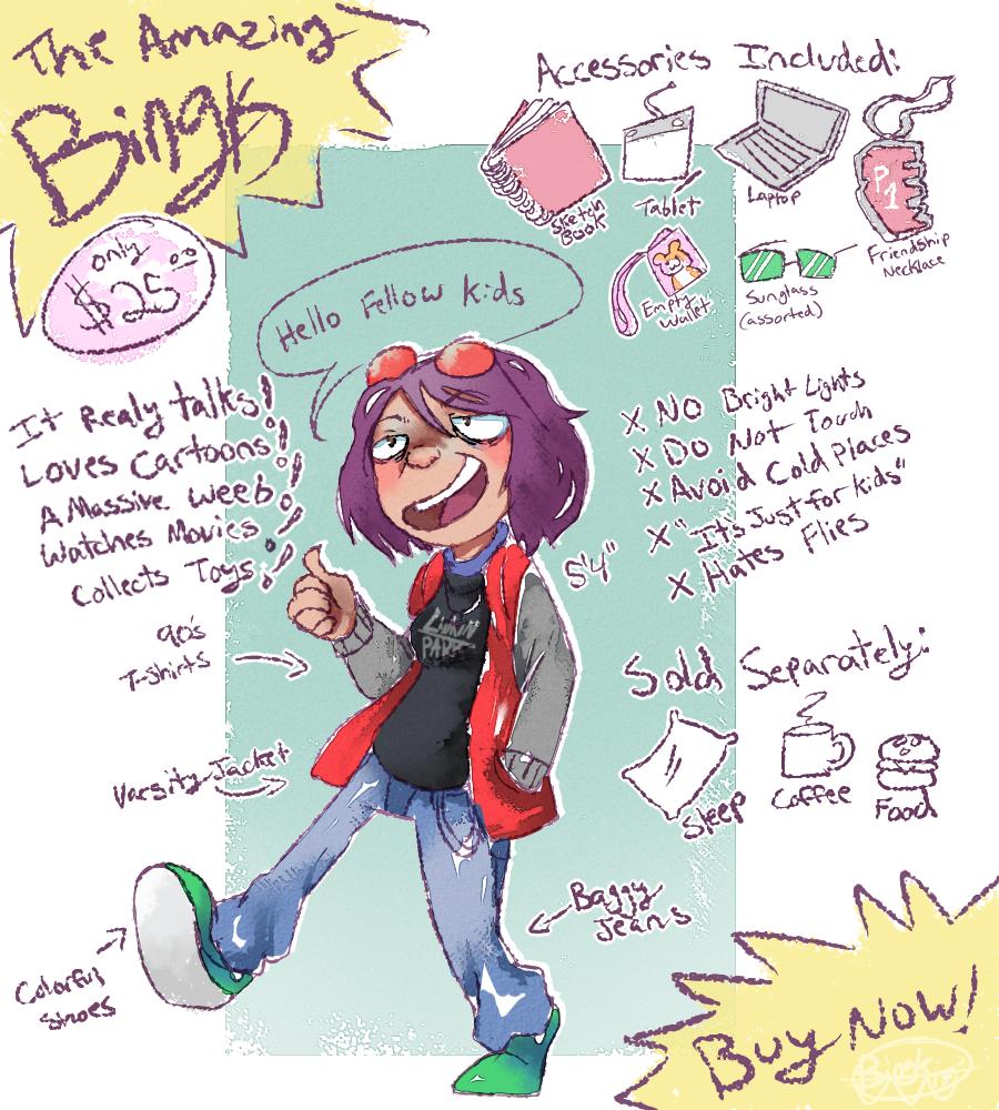 Bingk's Profile Picture