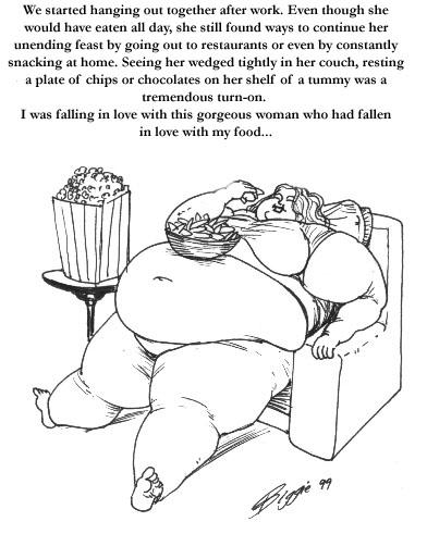 Weight Gain Story 6 by Bigggie