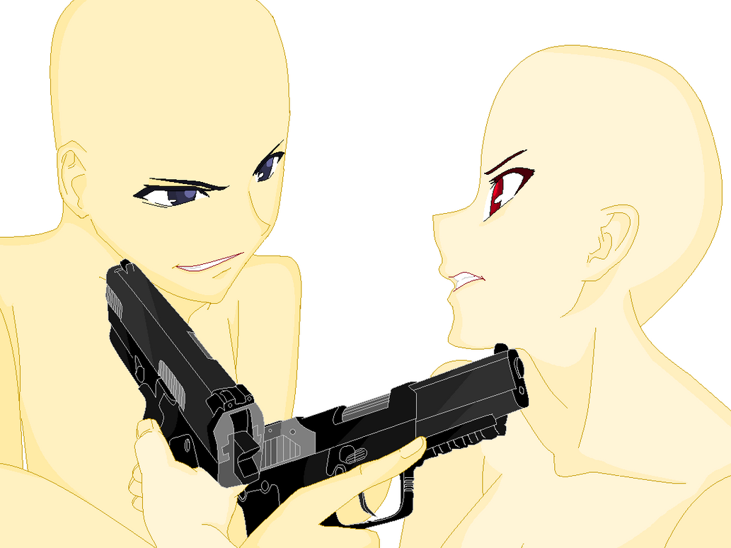 The Scowl On Female Base Reminds Me Of Nemesis Sudou So I Made This Scenario Cast Your Mind Folks Picture