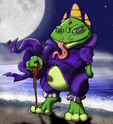 Frog Prince by ScislaC
