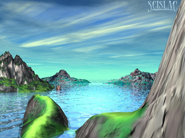 Ancient Islands by ScislaC