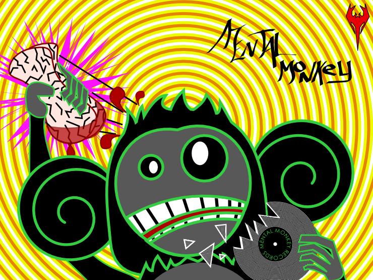MeNtaL MoNKeY - A by ScislaC