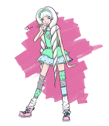 Mint Redesign by xminikui