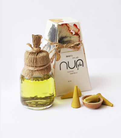 Nua spa - Packaging II by Sequ-ELA