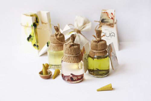 Nua spa - Packaging IV by Sequ-ELA
