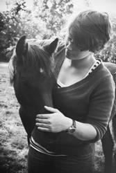 sweet filly by horsdemavue