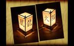 Lamp by RestlessLynx
