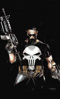 Punisher Colored Ver