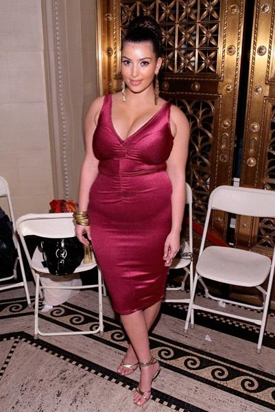 Kim Kardashian Fat Pictures 89