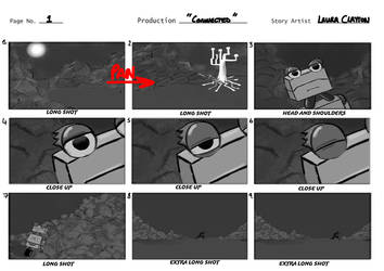 Connected Storyboard Pg 1