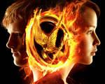 The Hunger Games. Katniss and Peeta