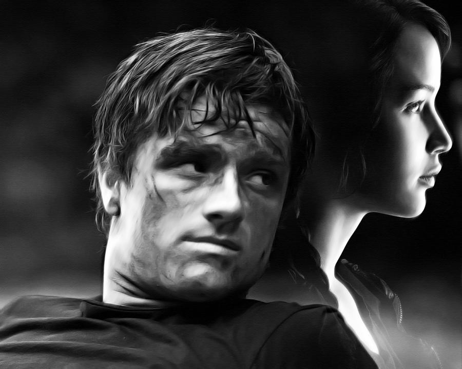 Hunger Games Katniss And Peeta