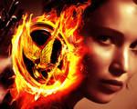 The Hunger Games. Katniss