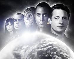 Babylon 5. Wallpaper by StalkerAE