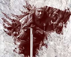 Game of Thrones. Eddard Stark by StalkerAE