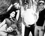 The Hunger Games. Katniss, Gale and Peeta 2