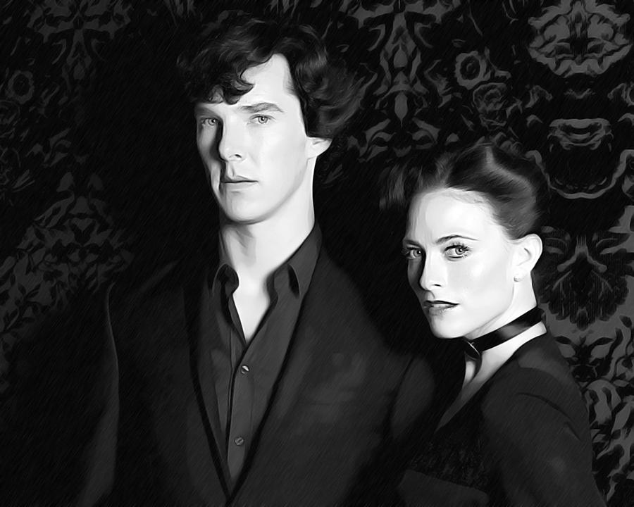 Sherlock by StalkerAE