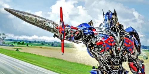 Transformers. Optimus Prime. by StalkerAE