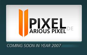 Varios Pixel Logo by vmelnik