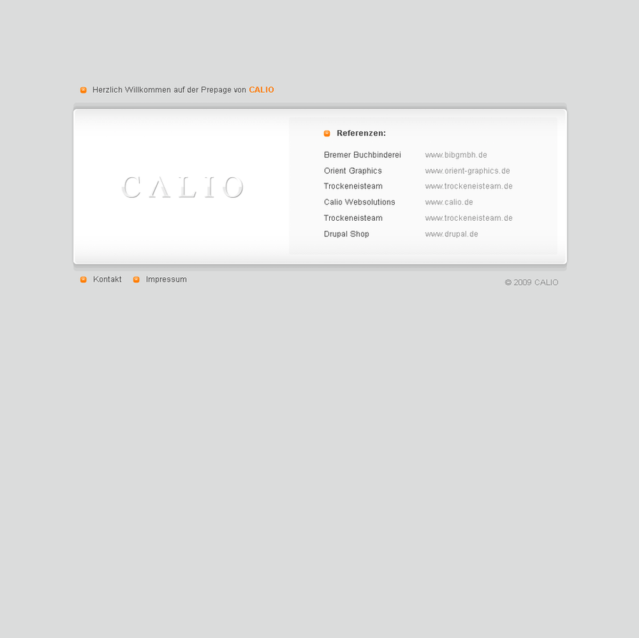CALIO by vmelnik