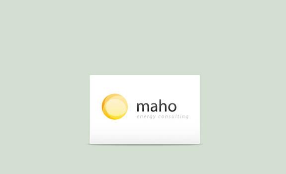 maho logo by vmelnik