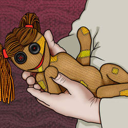 Yarn-baby